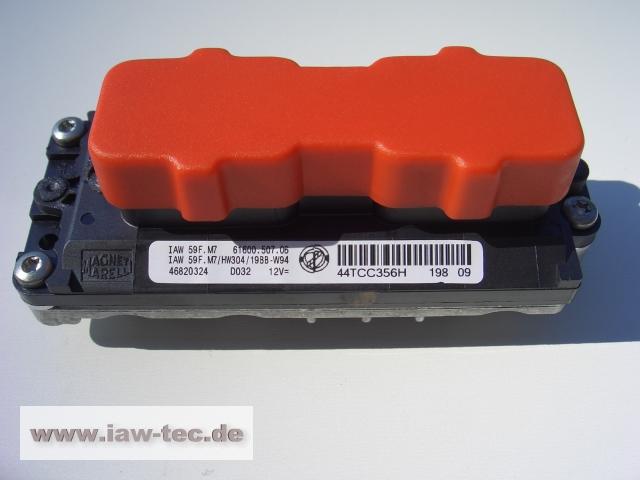iaw-tec.de - IAW 59F 5AF Steuergerät Motorsteuergerät